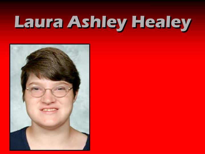 Laura Ashley Healey