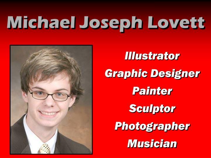 Michael Joseph Lovett