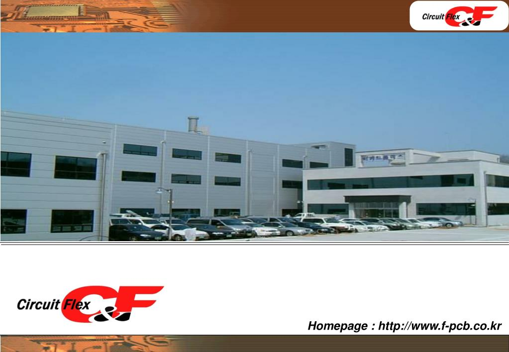 PPT - Homepage : f-pcb co kr PowerPoint Presentation - ID