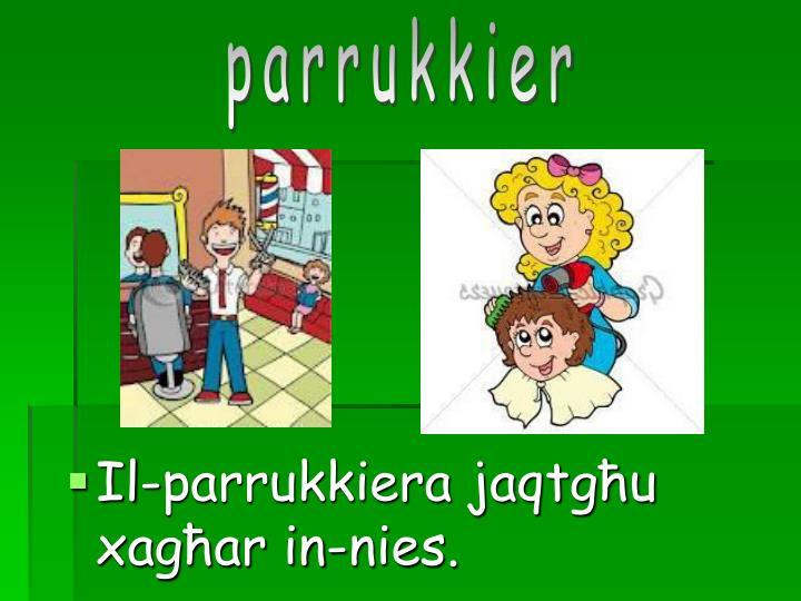 parrukkier