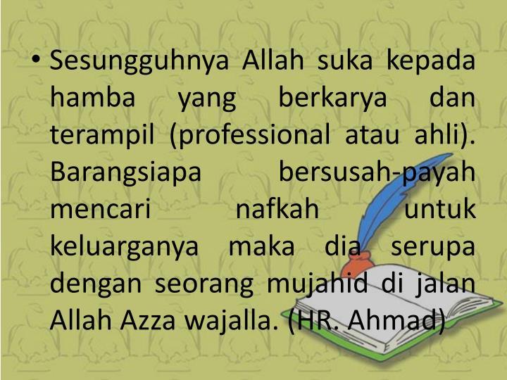 Ppt Motivasi Kerja Islami Powerpoint Presentation Id 4635264
