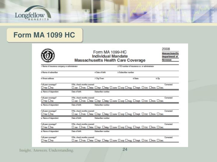 Ppt Health Care Reform Overview And Lessons From Massachusetts