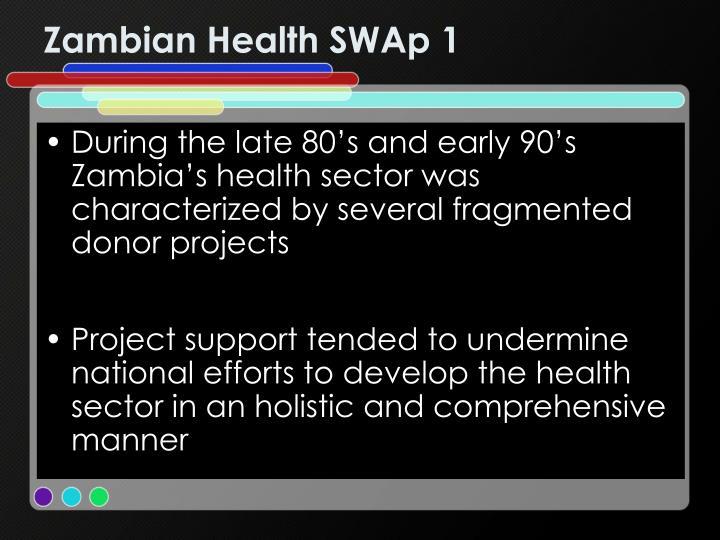 Zambian health swap 1
