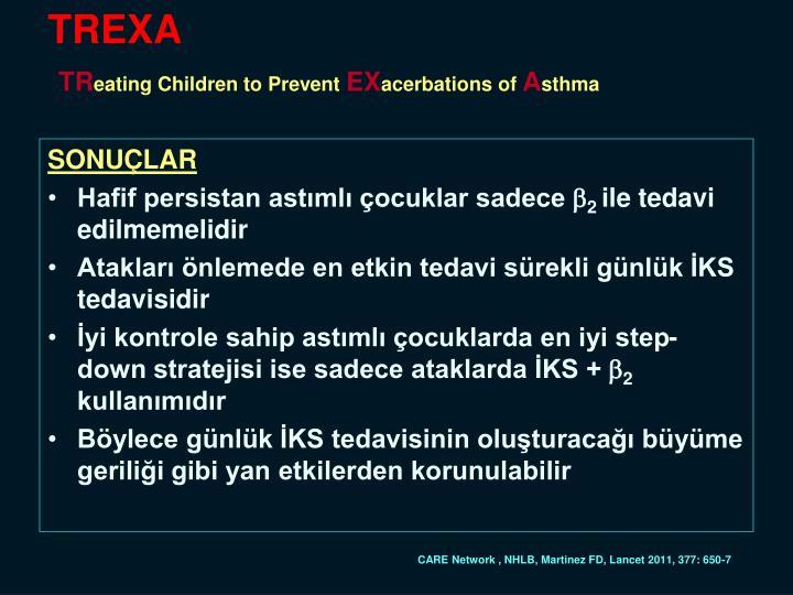 TREXA