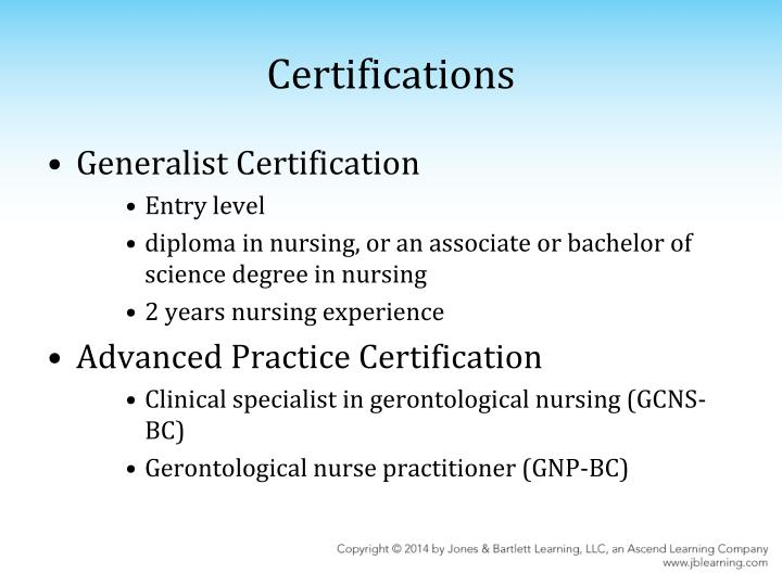 Ppt Chapter 1 Introduction To Gerontological Nursing Powerpoint