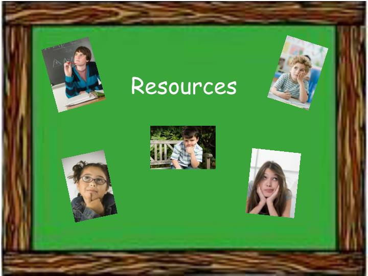 resources n.