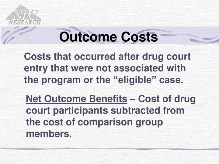 Outcome Costs