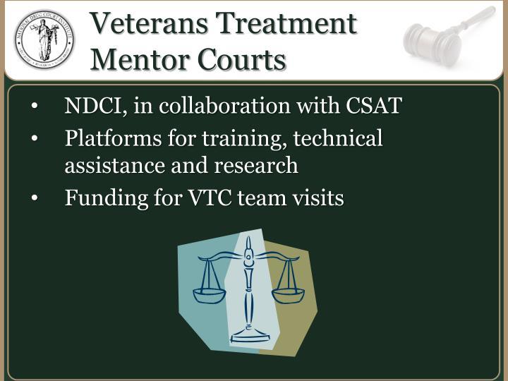 Veterans Treatment