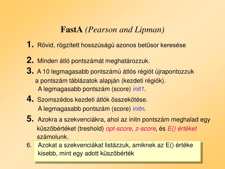 FastA