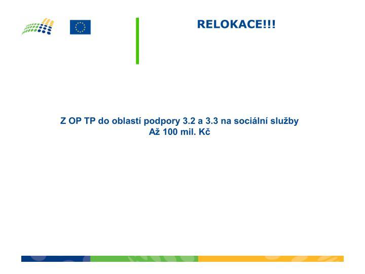 RELOKACE!!!