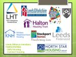 leeds alliance members participating unity housing connect housing
