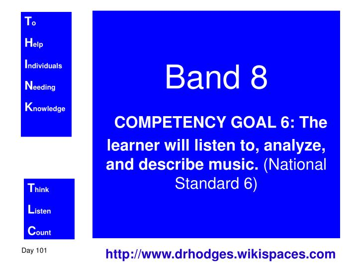 competency goal i