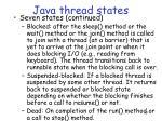 java thread states1