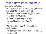 more data race example2
