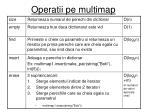 operatii pe multimap1