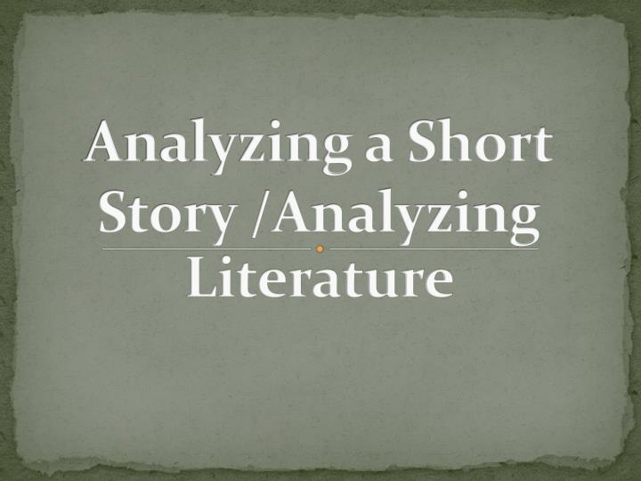 an analysis of the story of job Close range: wyoming stories - job history summary & analysis e annie proulx this study guide consists of approximately 30 pages of chapter summaries, quotes.