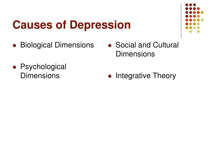 Biological Dimensions