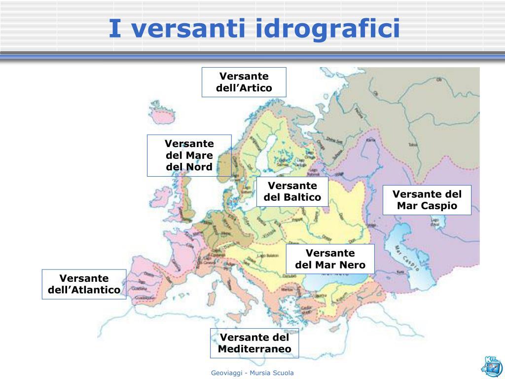 Cartina Muta Bacino Del Mediterraneo.Ppt Geoviaggi Powerpoint Presentation Free Download Id 4640038