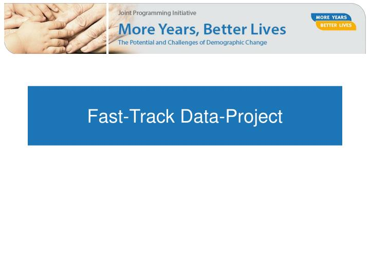 Fast-Track Data-Project