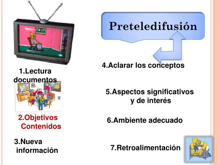 Preteledifusión