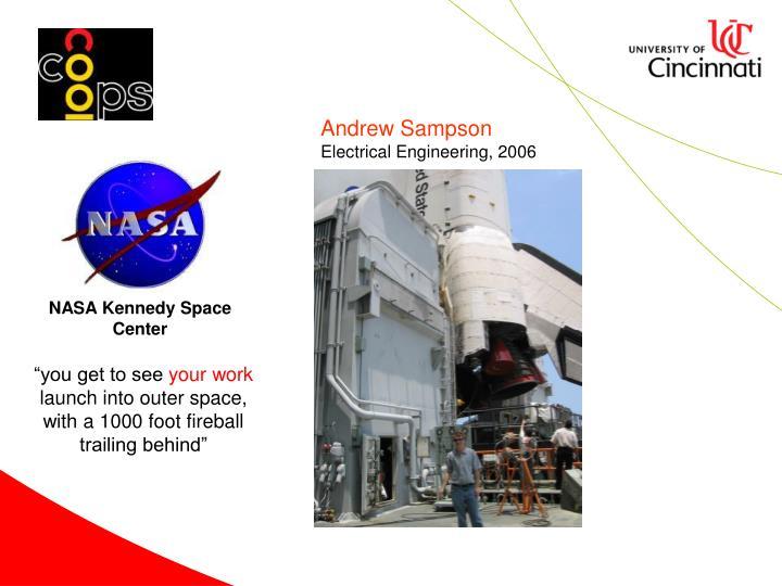 Andrew Sampson