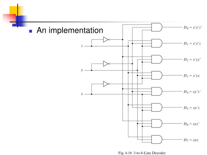 An implementation