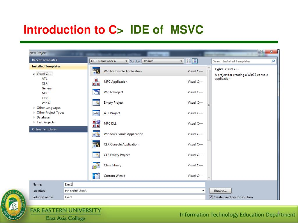 PPT - Module 6: Introduction to C Language ITEI102