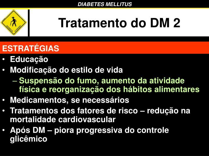 Tratamento do DM 2