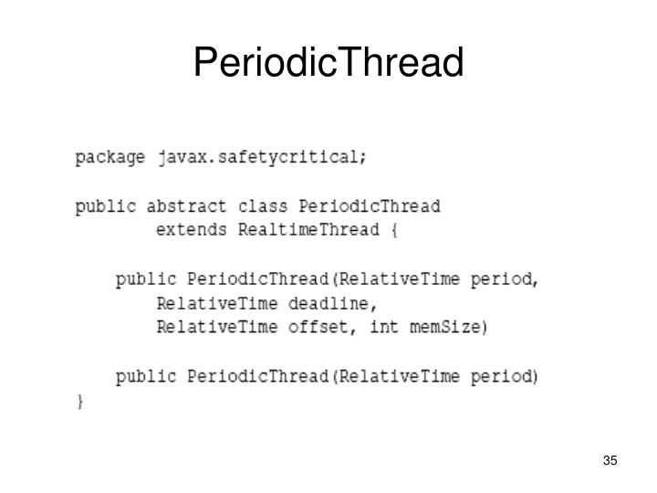 PeriodicThread