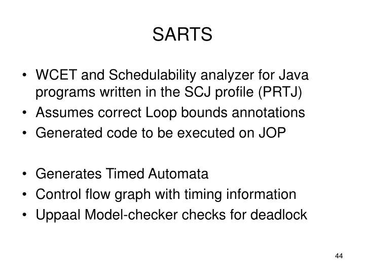 SARTS