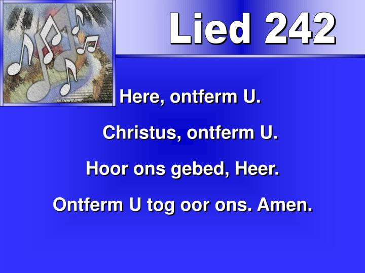 Lied 242