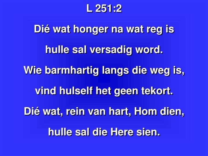 L 251:2