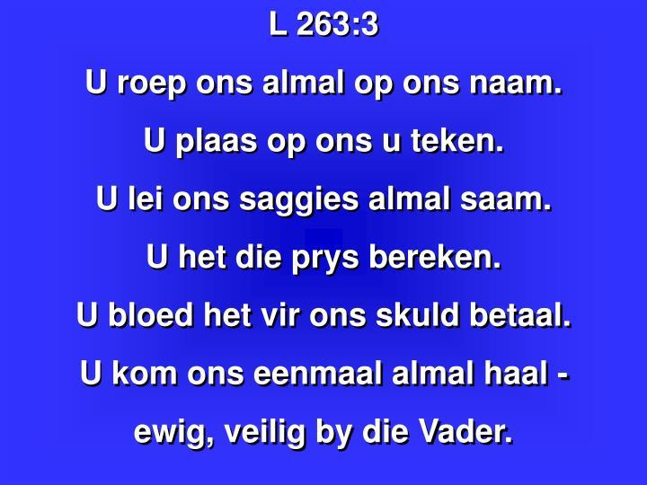 L 263: