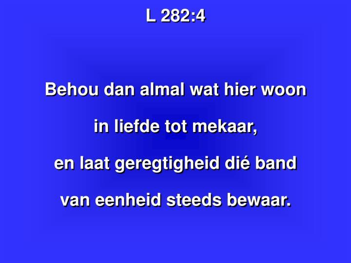 L 282: