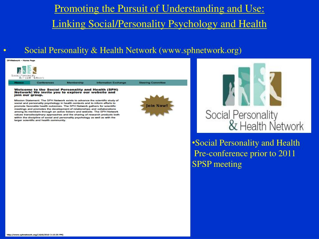 PPT - Alex Rothman Department of Psychology University of