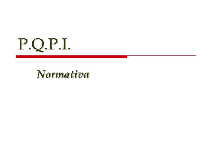 normativa n.