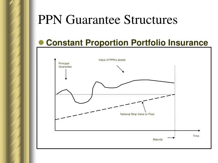 Value of PPN's assets