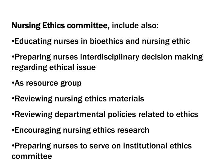 ethical issues in nursing leadership Nurses have an ethical obligation to address not just the care of the patient, but the underlying systems issues that may impact patient care, said amy berman, rn, senior program officer of the john hartford foundation this is the difference between nursing and nursing leadership.