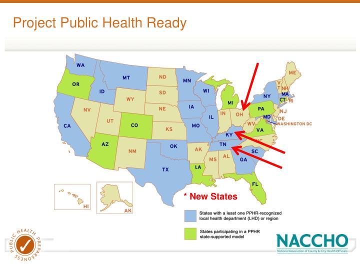 Project Public Health Ready