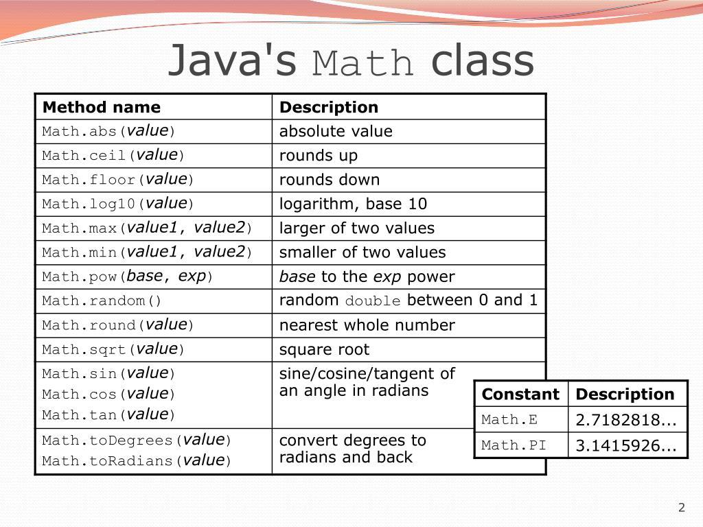 PPT - Building Java Programs PowerPoint