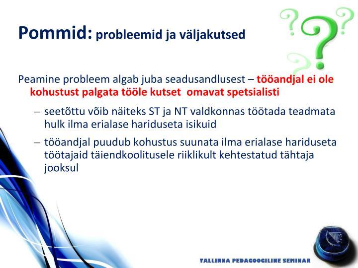 Pommid:
