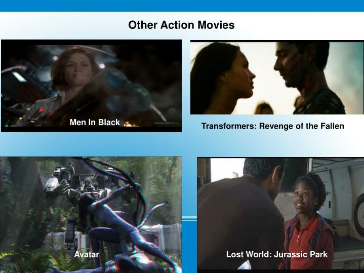 Other Action Movies
