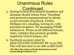 unanimous rules continued2