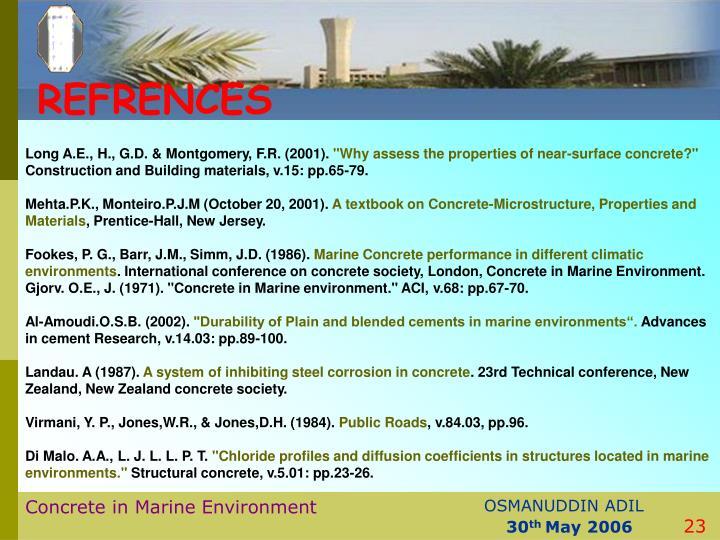 Ocean structures and materials dr. Srinivasan chandrasekaran.