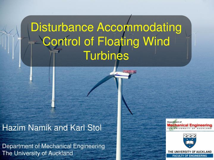 "a research on condition monitoring techniques on the turbine blades Condition monitoring techniques and methods used for the early detection of incipient fault in a rotating machine are most suitable for wind turbine converter ""  the goals of this study project cover three main areas."
