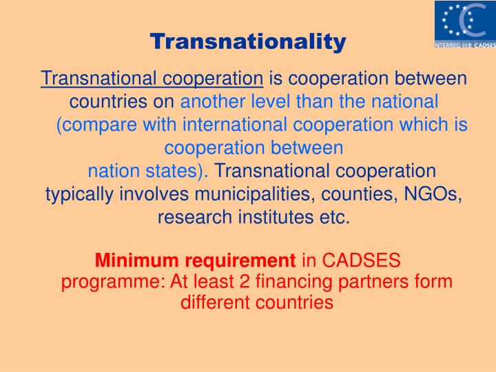 nation state and transnational entities The nation-state, foreign policy, and transnational entities - sst task 1 2043 words - 9 pages the nation-state, foreign policy, and transnational entities - sst task.
