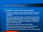 new finmis reports1