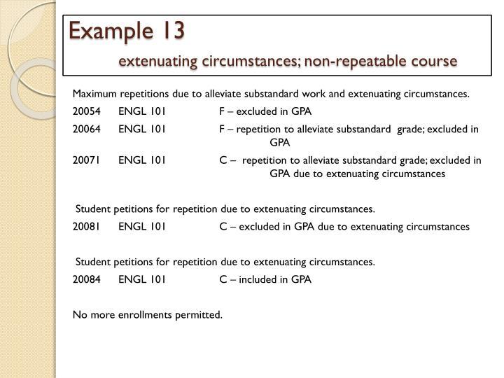 Example 13