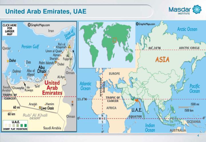 United Arab Emirates, UAE