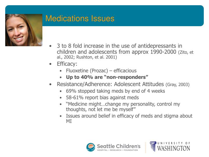 Medications Issues